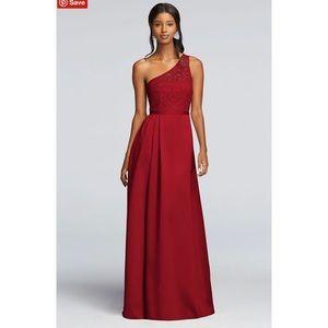 David's Bridal - bridesmaid dress